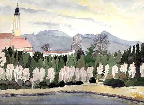 kloster reutberg am kirchsee