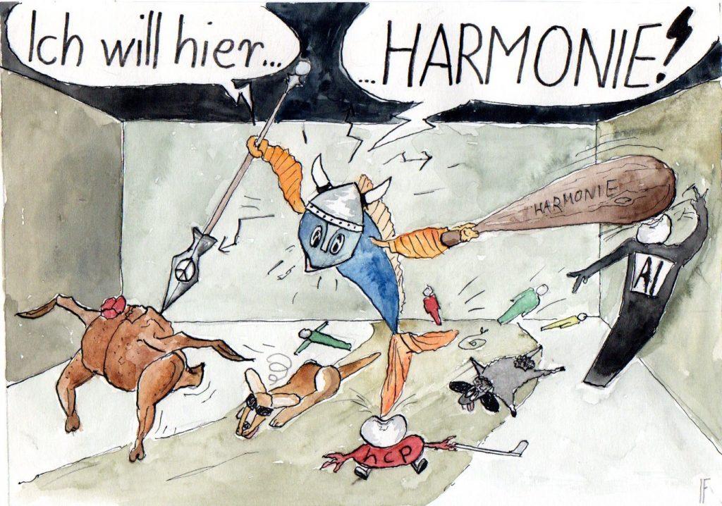 harmoniesuechtig