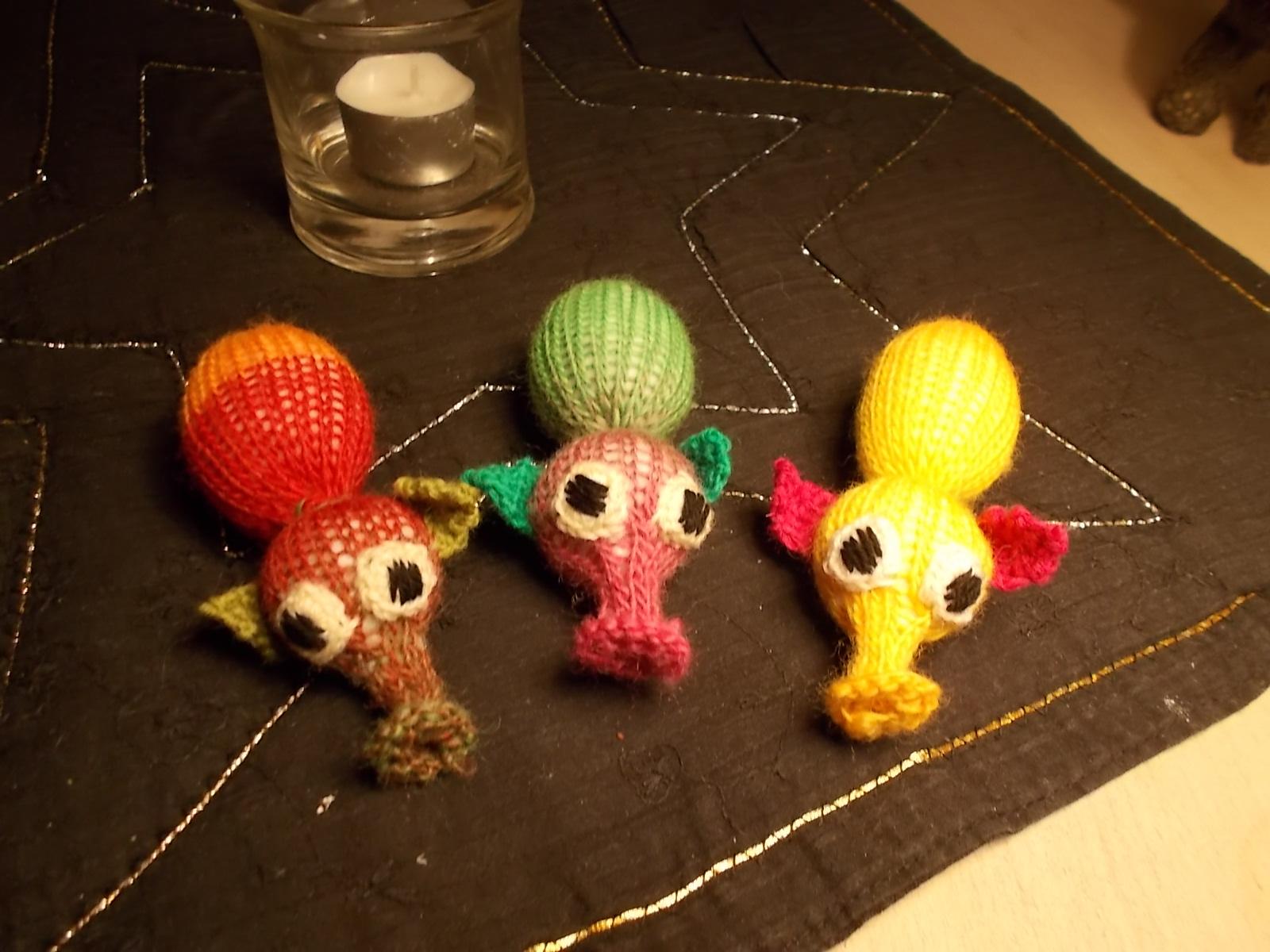 Drei Babysniffer