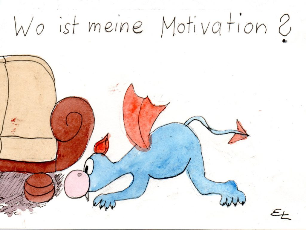 motivationsloch